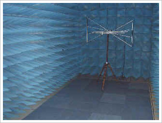 Anechoic Chamber Pre-Compliance Emissions Testing